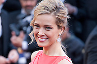 Petra Nemcova at the gala screening for the film Mal De Pierres (From the Land of the Moon) at the 69th Cannes Film Festival, Sunday 15th May 2016, Cannes, France. Photography: Doreen Kennedy