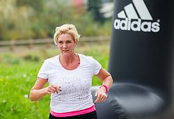 Adidas Tekaski kamp 2014, on October 4, 2014 in Celje, Slovenia. Photo by Vid Ponikvar / Sportida.com