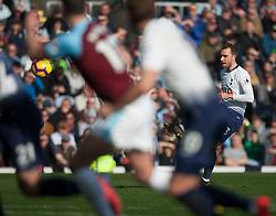 General view of Christian Eriksen of Tottenham Hotspur in action - Mandatory by-line: Jack Phillips/JMP - 23/02/2019 - FOOTBALL - Turf Moor - Burnley, England - Burnley v Tottenham Hotspur - English Premier League