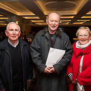 02.03.2017        <br /> Attending the Limerick City and County Councils Annual Tidy Towns Seminar 2017 at the Woodlands House Hotel Adare Co. Limerick were, Jerry Garvey, Eleanor and Maurice Lyons, Bruff Tidy Towns. Picture: Alan Place