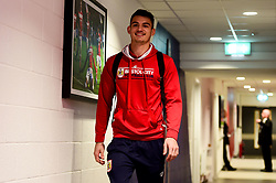 Max O'Leary of Bristol City arrives at Ashton Gate Stadium prior to kick off - Mandatory by-line: Ryan Hiscott/JMP - 09/04/2019 - FOOTBALL - Ashton Gate Stadium - Bristol, England - Bristol City v West Bromwich Albion - Sky Bet Championship