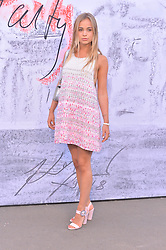 © Licensed to London News Pictures. 19/06/2018. London, UK. Lady Amelia Windsor attends the Serpentine Gallery Summer Party. Photo credit: Ray Tang/LNP