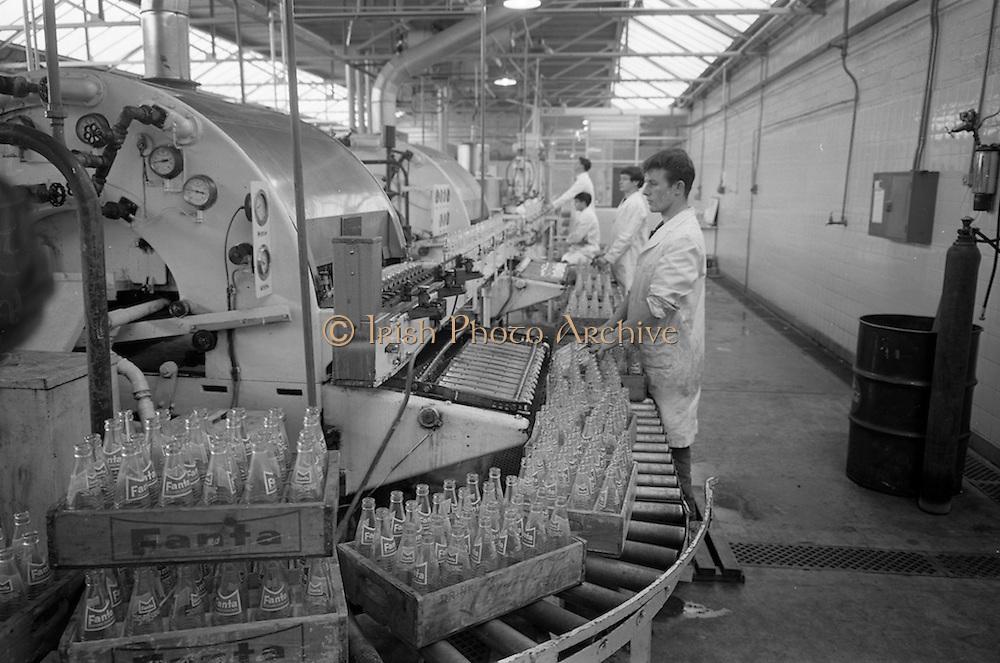 21/5/1965<br /> 5/21/1965<br /> 21/5/1965<br /> <br /> General view of Syrup room in John Egan & Son's Coca Cola Plant in Chapelizod Dublin