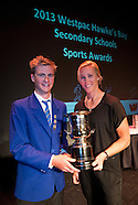 2013 Westpac Hawke's Bay Secondary Schools Sports Awards