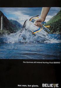 All Ireland Senior Hurling Championship Final,.08.09.2002, 09.08.2002, 8th September 2002,.Senior Kilkenny 2-20, Clare 0-19,.Minor Kilkenny 3-15, Tipperary 1-7,.8092002AISHCF,.Guinness,