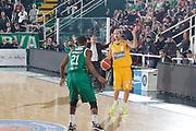 DESCRIZIONE : Avellino Lega A 2015-16 Sidigas Avellino Manital Torino<br /> GIOCATORE : Jacopo Giachetti<br /> CATEGORIA : palleggio schema<br /> SQUADRA : Manital Torino<br /> EVENTO : Campionato Lega A 2015-2016 <br /> GARA : Sidigas Avellino Manital Torino<br /> DATA : 13/12/2015<br /> SPORT : Pallacanestro <br /> AUTORE : Agenzia Ciamillo-Castoria/A. De Lise <br /> Galleria : Lega Basket A 2015-2016 <br /> Fotonotizia : Avellino Lega A 2015-16 Sidigas Avellino Manital Torino