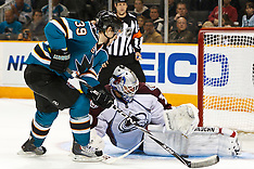20110301 - Colorado Avalanche at San Jose Sharks (NHL Hockey)