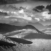 Corrour from Beinn a'Chrulaiste, Glen Coe, Highlands