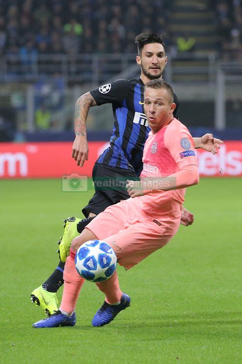 صور مباراة : إنتر ميلان - برشلونة 1-1 ( 06-11-2018 )  20181106-zaa-n230-449