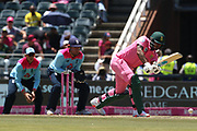 Beuran Hndricks  during the One Day International match between South Africa and England at Bidvest Wanderers Stadium, Johannesburg, South Africa on 9 February 2020.