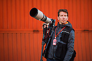 February 26, 2017: Lauren Charniaux, F1 photographer