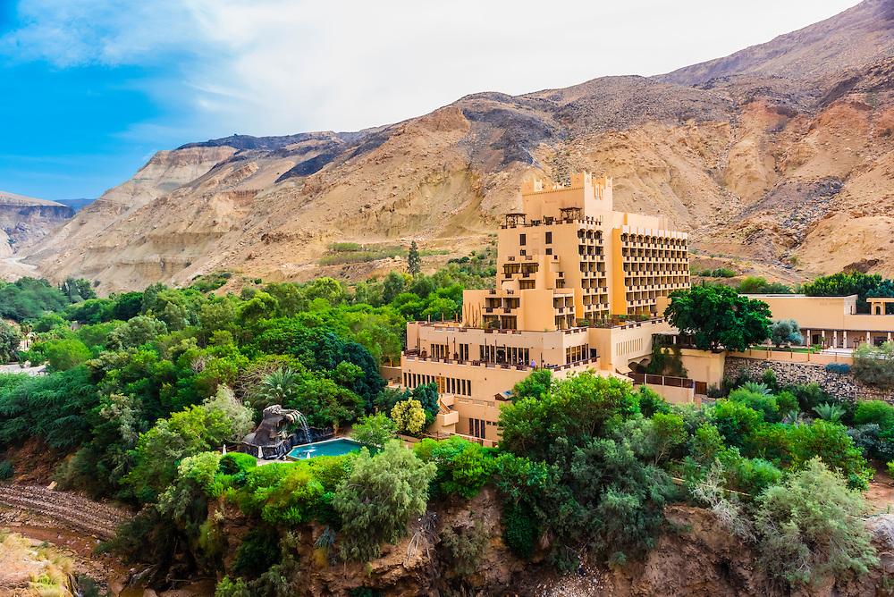Evason Ma'in Hot Springs Resort, Jordan.