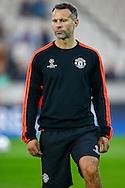 26-08-2015 VOETBAL:CLUB BRUGGE-MANCHESTER UNITED:BRUGGE<br /> Champions League 2015-2016<br /> <br /> Ryan Riggs van Manchester United<br /> <br /> Foto: Geert van Erven
