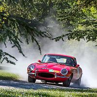 Car 32 Marcus Anderson / Matthew Lymn Rose