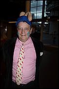 SIR NORMAN ROSENTHAL, Andrew Logan's Alternative Miss World 2014. Shakespeare's Globe, London. 18 October 2014.