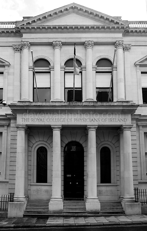 College of Physicians, Kildare Street, Dublin