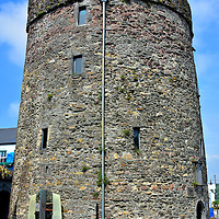 Reginald's Tower in Waterford, Ireland<br />