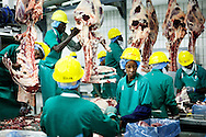 Cattle farming and meat export is seen as a way to create jobs in Namibia where more than half the population are unemployed. Therefore there are often a corporate social aspect of the of the agreements between Meatco and European supermarket chains.