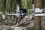 Mandatory by-line: Craig Thomas/Replay images - 14/04/2019 - Mountain Biking - Rheola Forest - Neath, Wales  - The HSBC UK | National Downhill Series 2019