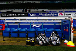 A general view of Portman Road - Mandatory by-line: Phil Chaplin/JMP - 14/12/2019 - FOOTBALL - Portman Road - Ipswich, England - Ipswich Town v Bristol Rovers - Sky Bet League One