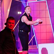 NLD/Hilversum/20130101 - 1e Liveshow Sterren dansen op het IJs 2013, Tony Wyczynski