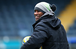 Worcester Warriors Academy Manager Chim Gale - Mandatory by-line: Robbie Stephenson/JMP - 14/01/2018 - RUGBY - Sixways Stadium - Worcester, England - Worcester Warriors Under 18s v Yorkshire Carnegie Under 18s - Premiership Rugby U18 Academy
