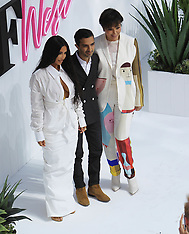 Kim Kardashian West and Kris Jenner during BoF West Summit - 18 June 2018