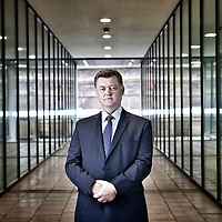 Manchester - Desmond Hill of Carillion plc - for RBS Mag