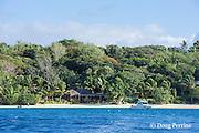 Ika Lahi International Fishing Lodge, Hunga Island, Vava'u, Kingdom of Tonga, South Pacific