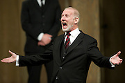 """Brian McEleney (Lear, King of Britain) performs in Shakespeare's """"King Lear"""" at the Dallas Theater Center on Wednesday, January 23, 2013 in Dallas, TX. (Cooper Neill/The Dallas Morning News)"""