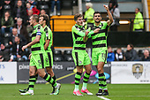Notts County v Forest Green Rovers 071017