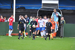 AFC Rushden &amp; Diamonds v Kidsgrove Athletic FA Challenge Trophy, Hayden Road Rushden Saturday 7th October 2017<br /> Score 1-3 Photo:Mike Capps