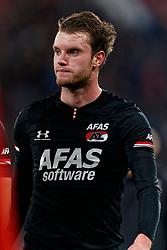 23-11-2019 NED: FC Utrecht - AZ Alkmaar, Utrecht<br /> Round 14 / Thomas Ouwejan #5 of AZ Alkmaar