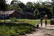 Codo_MA, Brasil...Comunidade Santo Antonio dos Pretos - Remanescente de Quilombola...Santo Antonio dos Pretos community in Codo...Foto: LEO DRUMOND /  NITRO
