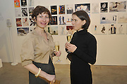 RACHAEL MOLONE; BRIDGET DOWNING, Wallpaper* Design Awards. Wilkinson Gallery, 50-58 Vyner Street, London E2, 14 January 2010 *** Local Caption *** -DO NOT ARCHIVE-© Copyright Photograph by Dafydd Jones. 248 Clapham Rd. London SW9 0PZ. Tel 0207 820 0771. www.dafjones.com.<br /> RACHAEL MOLONE; BRIDGET DOWNING, Wallpaper* Design Awards. Wilkinson Gallery, 50-58 Vyner Street, London E2, 14 January 2010