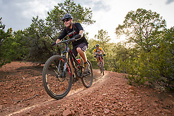 Dale Ball trail group ride, International Mountain Biking Association World Summit 2012.