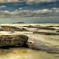 The Bahamas Seascape, fine art photography in the Bahamas. Waves water, beaches and sunsets