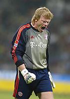 Fotball<br /> Sesongoppkjøring Bundesliga 2003/2004<br /> 22.07.2003<br /> Bayern München v Hamburger SV<br /> Foto: Uwe Speck, Digitalsport<br /> <br /> Oliver KAHN  Bayern<br /> <br /> NORWAY ONLY