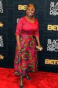 April 1, 2016- Newark, NJ: United States- TV Personality Iylana Vanzant attends the 2016 Black Girls Rock Red Carpet Arrivals held at NJPAC on April 1, 2016 in Newark, New Jersey. Black Girls Rock! is an annual award show, founded by DJ Beverly Bond, that honors and promotes women of color in different fields involving music, entertainment, medicine, entrepreneurship and visionary aspects.   (Terrence Jennings/terrencejennings.com)