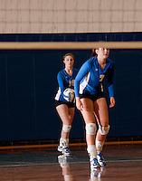 Gilford Volleyball versus Kennett October 12, 2011.