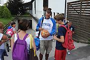 DESCRIZIONE : Folgaria Allenamento Raduno Collegiale Nazionale Italia Maschile <br /> GIOCATORE : Luigi Datome<br /> CATEGORIA : autografi<br /> SQUADRA : Nazionale Italia <br /> EVENTO :  Allenamento Raduno Folgaria<br /> GARA : Allenamento<br /> DATA : 20/07/2012 <br /> SPORT : Pallacanestro<br /> AUTORE : Agenzia Ciamillo-Castoria/GiulioCiamillo<br /> Galleria : FIP Nazionali 2012<br /> Fotonotizia : Folgaria Allenamento Raduno Collegiale Nazionale Italia Maschile <br />  Predefinita :