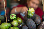 Avocados, Merced Market