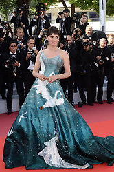 May 26, 2019 - WORLD RIGHTS.Cannes, France, 25.05.2019, 72th Cannes Film Festival in Cannes. The 72th edition of the film festival will run from May 14 to May 25. .Closing Ceremony Red Carpet .NZ. Catrinel Marlon .Fot. Radoslaw Nawrocki/FORUM (FRANCE - Tags: ENTERTAINMENT; RED CARPET) (Credit Image: © FORUM via ZUMA Press)