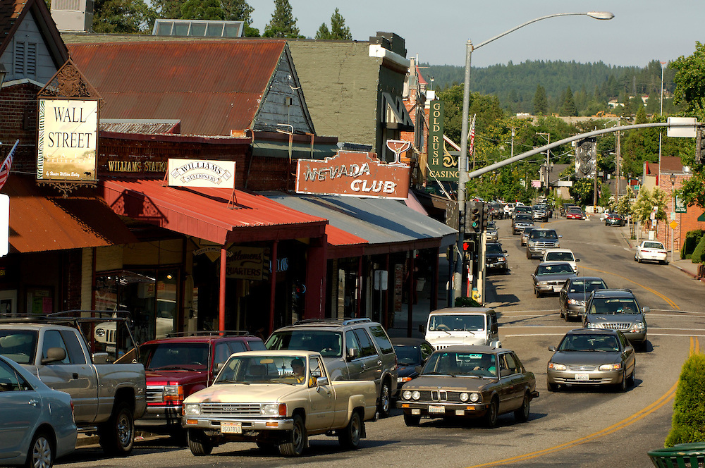 Grass Valley, Gold Country, California, United States of America