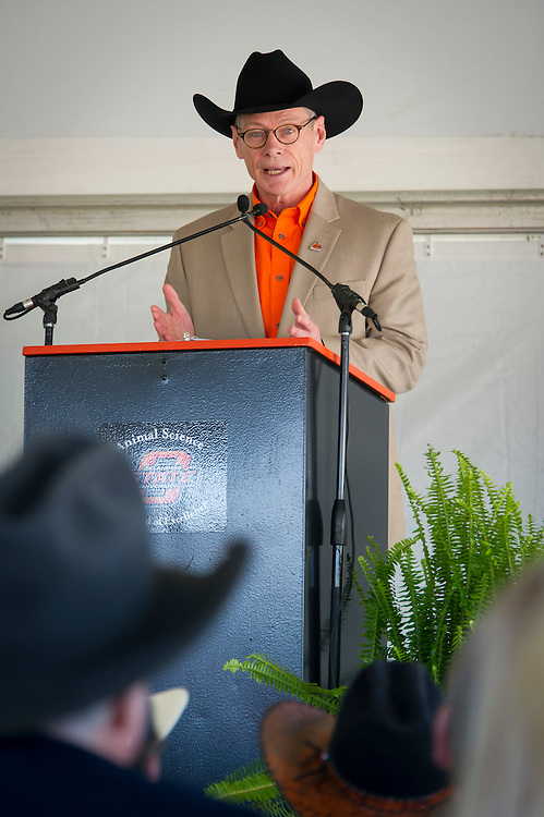 (STILLWATER, Okla.) –Oklahoma State University equine students will soon be able to attend classes, conduct lab work and build experience all in one convenient location thanks to the addition of the Charles and Linda Cline Equine Teaching Center.