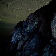 The stars at Acadia National Park, Maine Acadia National Park