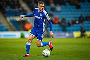 Gillingham FC midfielder Stuart O'Keefe (4) during the EFL Sky Bet League 1 match between Gillingham and Doncaster Rovers at the MEMS Priestfield Stadium, Gillingham, England on 15 February 2020.