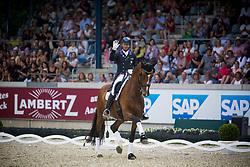 Peters Steffen, USA, Suppenkasper<br /> Aachen 2018<br /> © Hippo Foto - Sharon Vandeput<br /> 20/07/18