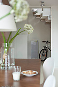 00.03.2010 Warszawa wnetrze na Sadybie Fot Piotr Gesicki Photography of contemporary modernistic apartment interior in Warsaw Poland