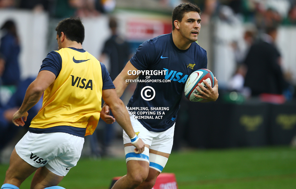 Nelspruit, SOUTH AFRICA, 20 August, 2016 - Pablo Matera of Argentina during the match between South Africa and Argentina in The Rugby Championship at the Mbombela Stadium, Nelspruit (Photo by Steve Haag UAR)